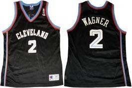 Dajuan Wagener Cleveland Cavaliers Black 1999