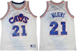 Gerald Wilkins Cleveland Cavaliers