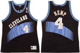 Shawn Kemp Cleveland Cavaliers Black 1996