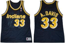 Antonio Davis Indiana Pacers