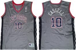 Sam Cassell NJ Nets Alternate