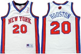 Allan Houston New York Knicks White European