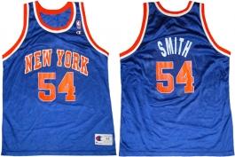 Charles Smith New York Knicks Blue