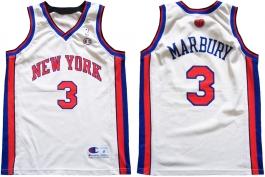 Stephon Marbury New York Knicks White European
