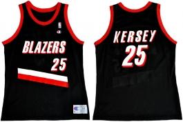 Jerome Kersey Portland Trailblazers Road Champion NBA Jersey (1992-1993)