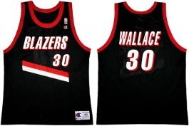 Rasheed Wallace - Road Jersey (1996-1997)