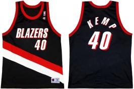 Shawn Kemp - Road Jersey (2000-2001)