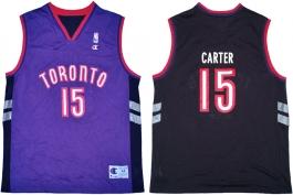 Vince Carter Toronto Raptors Purple Vest
