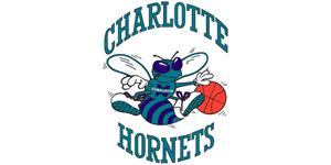 Charlotte Hornets Website Logo