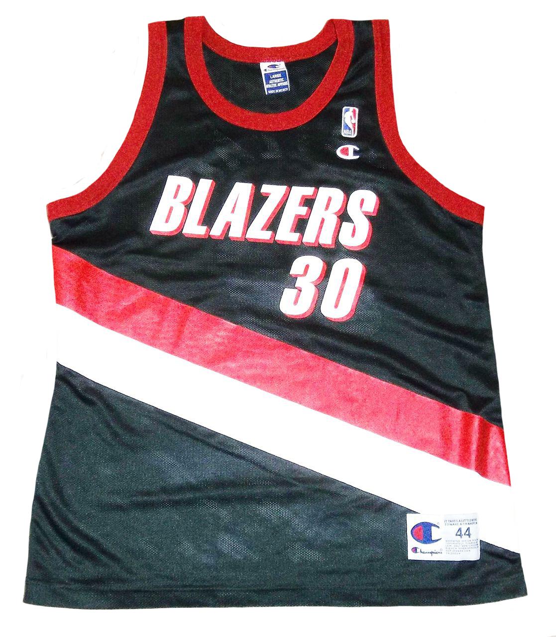 Champion Blogger - Champion NBA Jersey Archive