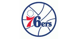 Philadelphia Sixers Website Logo